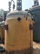 耀輝二手3噸盤管式反應釜