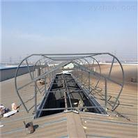 流线型屋脊通风器安装方法及步骤
