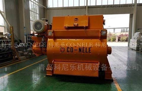 污泥搅拌机-专业固化混合污泥设备