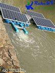 太阳能喷泉曝气机选型