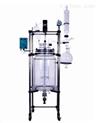 实验室双层玻璃反应釜GSFT-30L