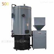 聚能蒸馏釜用500kg圆形生物质蒸汽发生器