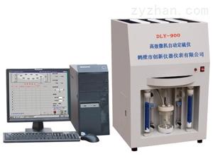 煤炭微机测硫仪,科研院校实验室分析仪器
