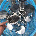 GMP卫生级逆止防臭地漏不锈钢阻断25MM结构
