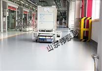 生产AGV智能搬运小车 尾部牵引AGV小车