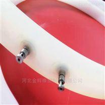 原料机械过滤设备充气圆形双气嘴密封圈