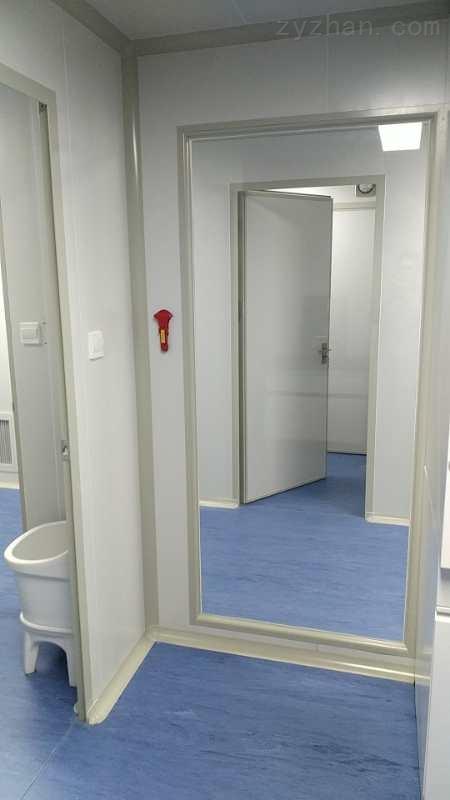 青島洗消間 消毒室 實驗室 無菌室規劃裝修