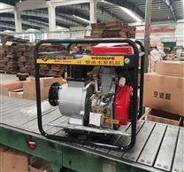 江西应急防汛用6寸柴油机抽水泵