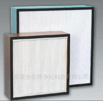 上海有隔板高效空气过滤器