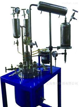 双层不锈钢高压反应釜