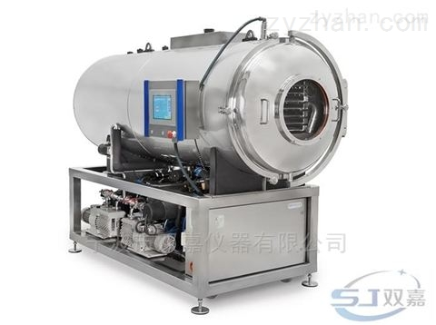 5平米食品生产型冷冻干燥机