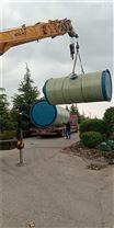 环保企业新型一体化污水提升泵站功能齐全