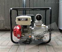 移動式HS40GX排污4寸汽油機泥漿泵
