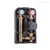 恒温混水阀调节式地暖混水温控中心