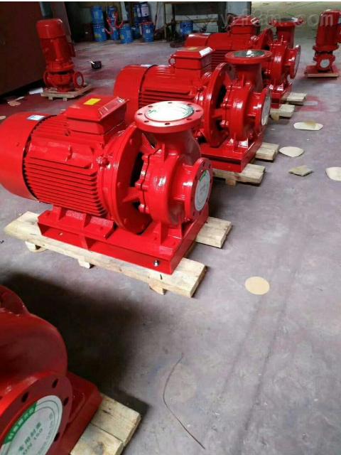 泰安消防水泵厂家分析应该如何选用