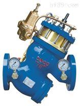 过滤活塞式可调式减压阀