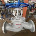 厂家直销 国标法兰铸钢截止阀 J41H DN20