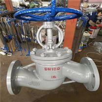 廠家直銷 國標法蘭鑄鋼截止閥 J41H DN20