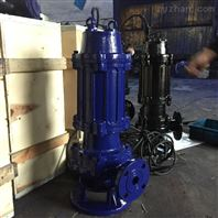 QW无堵塞潜水式排污泵