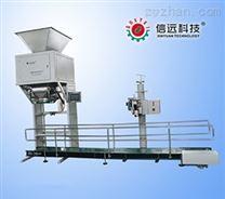 颗粒肥料半自动定量包装机哪个厂生产的好?