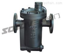 铸钢倒置桶式蒸汽疏水阀,不锈钢倒置桶式蒸汽疏水阀,法兰式倒置桶式蒸汽疏水阀