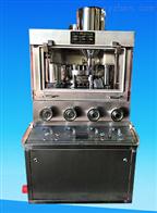立式双成片转式压片机