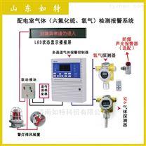 六氟化硫泄漏报警器和氧气含量在线监测系统