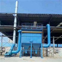 铸造厂集尘器改造电炉布袋除尘器成功
