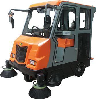 重庆金和大型全封闭驾驶式扫地车OS-V7