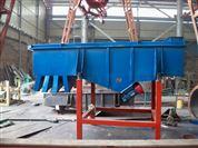 碳化硅直线型振动筛分机-多层碳钢直线筛