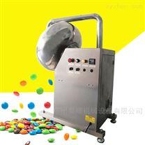 巧克力片劑藥丸糖衣機 小型實驗室包衣機