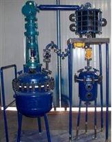 搪玻璃反应釜-实验室用高压釜