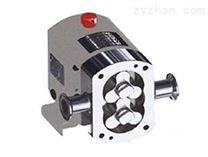 不锈钢ZB3A三叶转子泵中