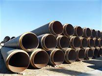 直埋式预制管生产厂家,聚氨酯直埋保温管