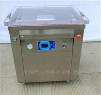 申越DZ-650KH两面成形方砖大米真空包装机