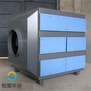 光氧凈化器的優勢VOC工業廢氣處理設備特點