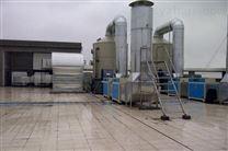衡水喷漆废气催化燃烧设备 有机废气治理