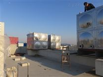 304组合式不锈钢消防水箱