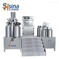 SH-SME 可傾真空均質乳化機