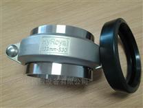 不锈钢DN250卡箍 沟槽管道卡箍 耐压350psi
