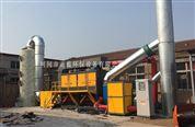 正蓝厂家直销1万风量CO催化燃烧设备多少钱