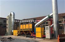 正藍廠家直銷1萬風量CO催化燃燒設備多少錢