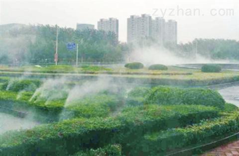 园林景观雾喷系统