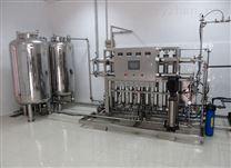 什么樣的水才能進入純化水制備系統