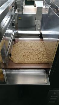 五谷杂粮微波烘焙设备优势和作用