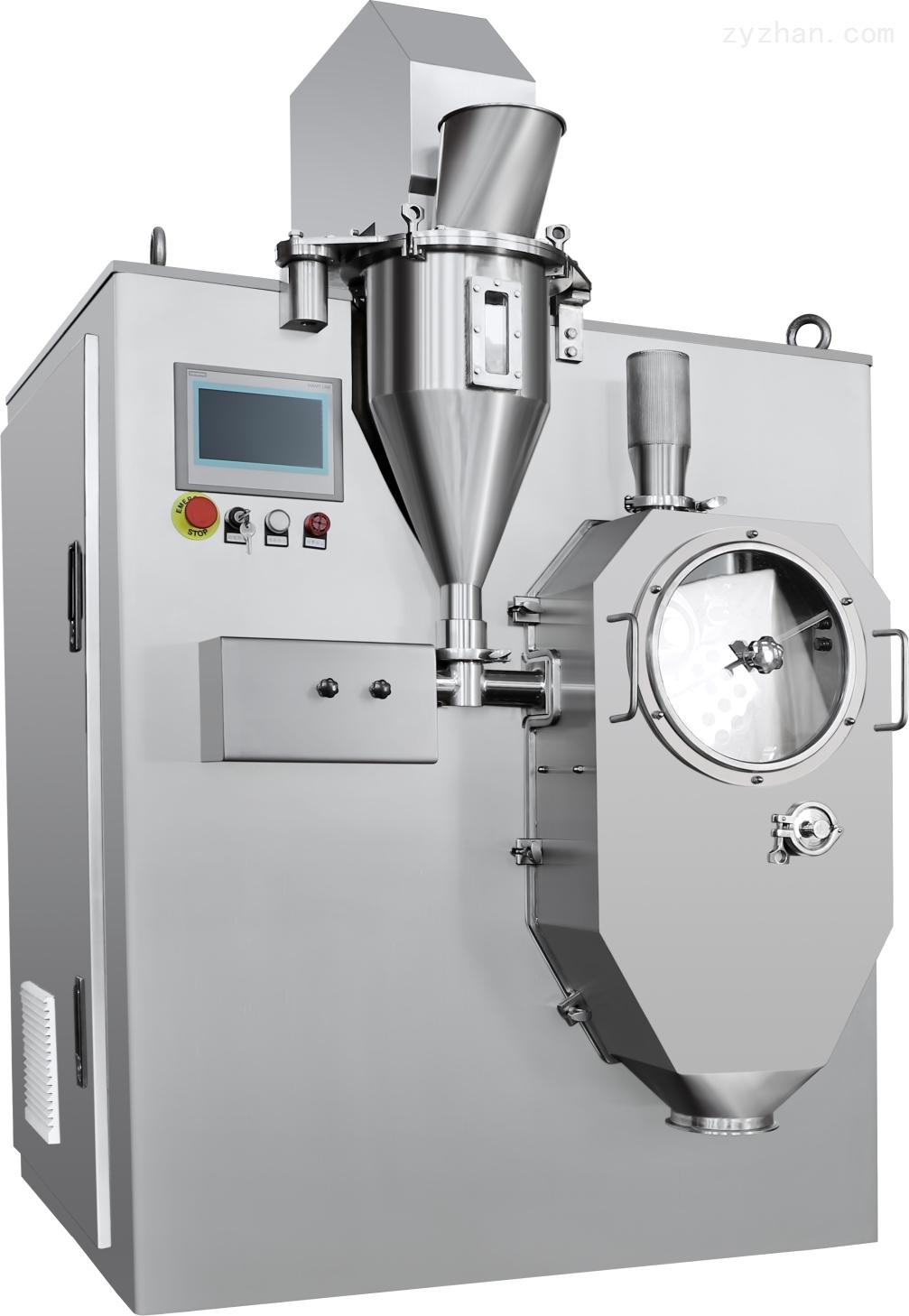 小型实验室干法制粒机