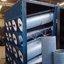 工业滤筒除尘器处理入口含尘浓度?#32454;?#30340;气流