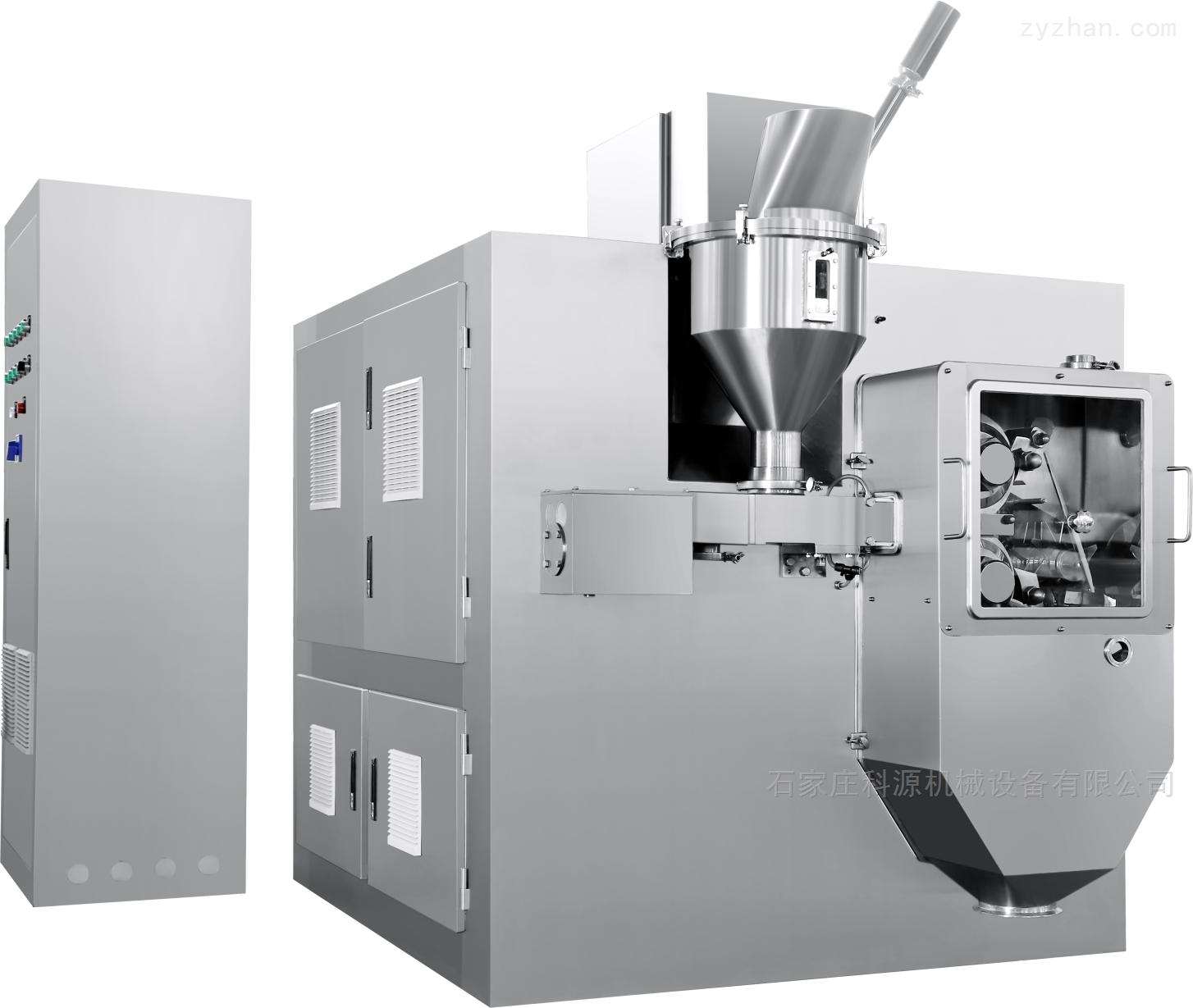 全自动干法制粒机产品应用