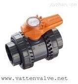 VT手动PVC塑料球阀