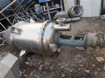 二手5吨搪瓷电加热反应釜